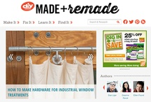 Made + Remade on DIY Network / by Ellen Foord | Minnow + Co.