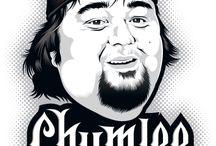 Chumlee  / by Jane Lechman