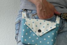 Fanny Pack Fever / by Brenda - Just a Bit Frayed