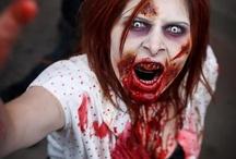 zombie walk / by Ashley C