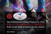 New professional choice Products for 2014 / by ShiAnn Fleming