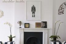 Fireplace / by Roxane (Lamb) Jones