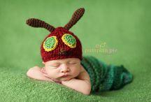 Newborns / by Ashley White