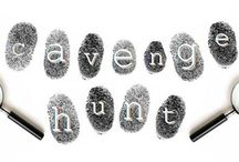 Scavenger Hunt / by Heart and Stone Jewelry