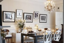 dining rm / by Gray