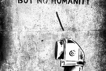 Street Art / Collection of Street Art shots / by Tom Cunningham