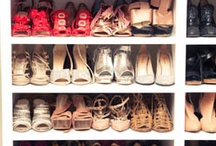Shoes / by Charlene Vieira