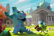 Pixar / by Rob Yeo