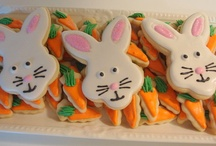 Easter Treats  / by The Wacky Cookie Company