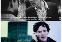 Sherlock'd / by Anna Catalano