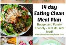 clean eating meal / by Hope Dotson