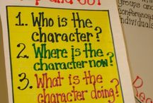 Anchor Charts / by Kathy Cowell