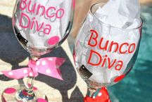 Bunco / by Just Cheer Bows