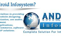 Why Android Infosystem / We benefit your company with latest online techniques at one place, which give you an Internet presence throughout the competition. Besides, we are the best in the business of Internet marketing services throughout the world with successfully campaigns stories. To discover how you too can build a successful website promotion campaign Contact Ustoday.  / by Android Infosystem