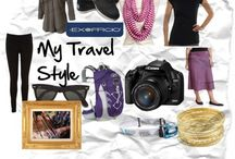 Packing for Travel: Clothing, Tips, etc / by Susan McClain