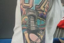 Permanent Hockey Love / Hockey tattoos from the fans! / by NHL