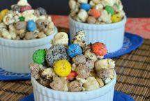 Snacks and goodies / by Samantha Burkhart