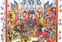 Medieval, Renaissance, and Early Modern Pageantry / by Maureen Cox-Brown