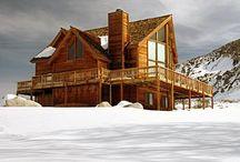 my DREAM home.... / by Jennifer-Gary Devereaux