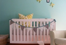 Baby Room Ideas / by Yasmien Hill