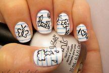 nails galore! / by Caroline Ledet