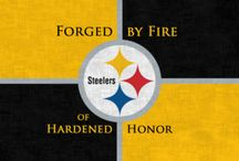 Steelers / Here we go, Stillers! / by Shannon Dunnigan
