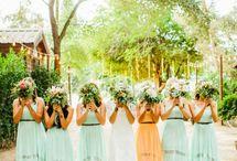 DOMINIQUE WEDDING / by Aleah Sherrod
