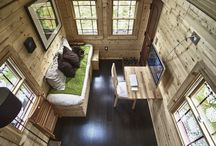 Tiny houses / by Angie Moore