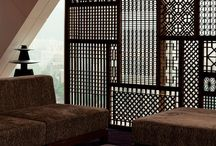 Asian interior design / by Kimberly Haley-Coleman