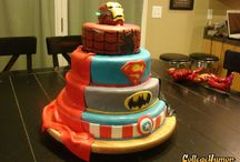 cake party ideas / by Melody Crone-Smith