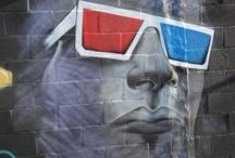 Graffiti = Art  / by Elizabeth Fenhaus