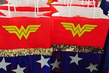 Wonder Woman party ideas / by Angela Barton