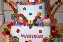 birthday cakes / by Stephanie Short