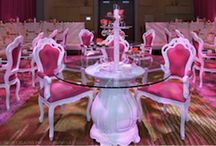 LUXE Products ~ Rental Furniture / Rental furniture from Cort that we rent at our store / by Luxe Event Productions, LLC.