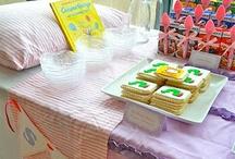 birthday party ideas / by Cara Hartley