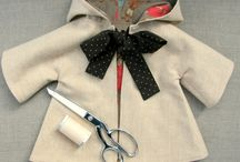 Doll Clothes / by Cindy Bennett