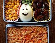 School lunches & bento boxes / by Brandy Keagy