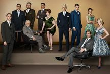 Mad Men / by Janet Sommer