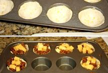 Muffin Cup Meals / by Chrissy Jones- Beyond the Park