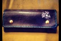 My Handmade Beauties / Hand sewn leather products crafted in Vancouver, BC  / by Johanna Anaya