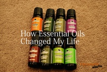 Essential Oils / by Megan Arnold