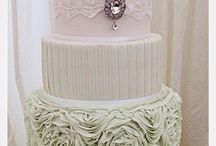 Wedding Cakes / by Angie Joseph