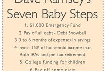 Dave Ramsey Ideas / by Amy Tompkins