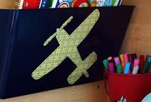 Organize Kids Stuff / by Chris VanderWeide
