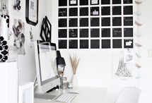 Nesting: Home Offices / by Tiger Neelie