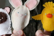 Spring/Easter Crafts and Treats / by Michelle Cappiello
