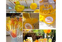 Rubber Ducky Party / by Kelly Downing - TinySophisticate & Making It Paleo