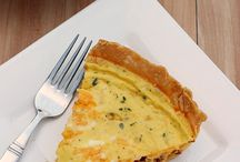 Quiche / by Carol Ann Hayes