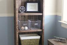 DIY Furniture / by Kodi Becker