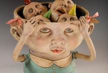 clay sculpture / by poppy phillips